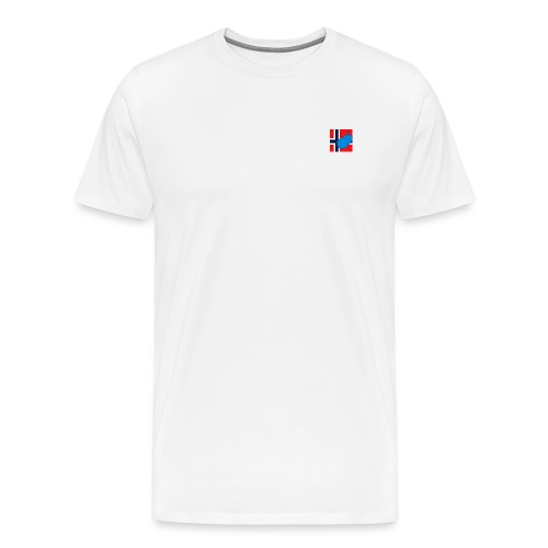 NorPot SAS ACE - Premium T-skjorte for menn