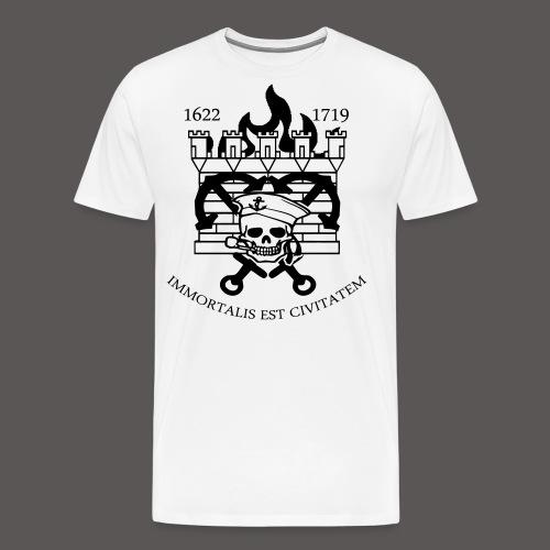 16221729 - Premium-T-shirt herr