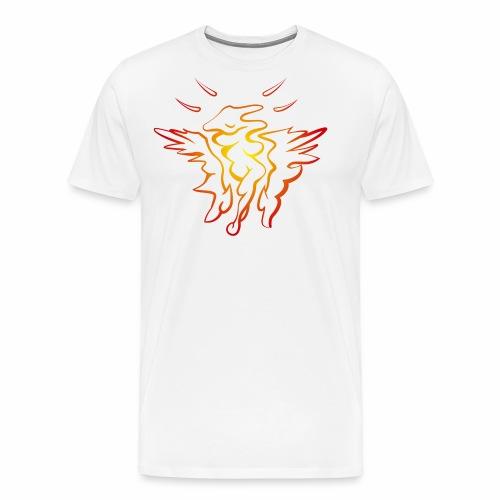 Femix Rot-Gelb - Männer Premium T-Shirt