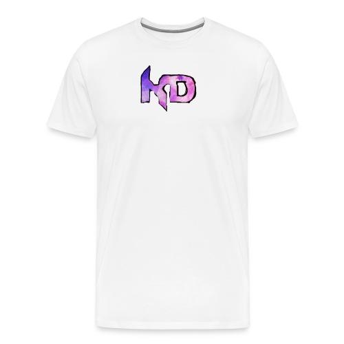 killerdanny04's logo - Men's Premium T-Shirt