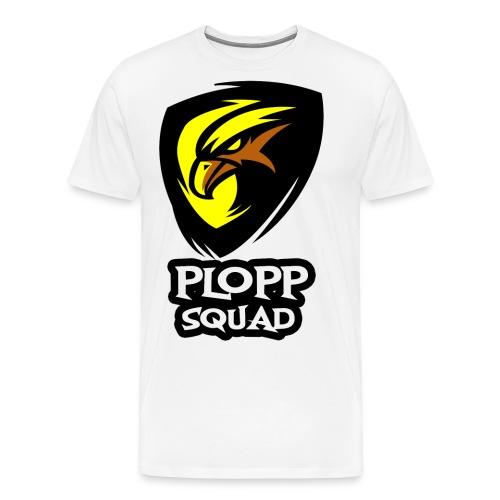 Plopp Squad - Premium-T-shirt herr