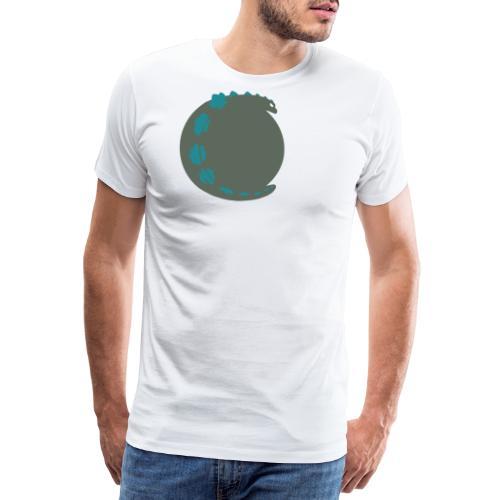 Godzilla - T-shirt Premium Homme