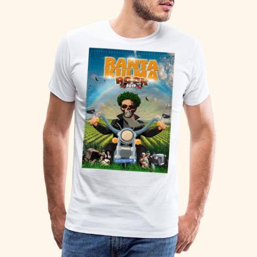 Rantakulmarock 2019 vol 2 - Miesten premium t-paita