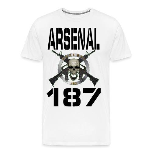 187 polis 3 ecart - T-shirt Premium Homme