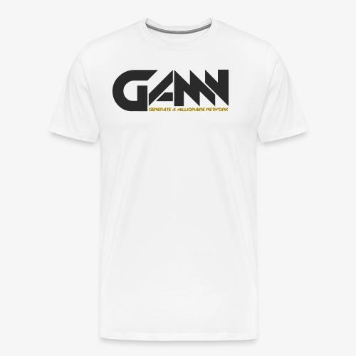 pullover design2 png - Männer Premium T-Shirt