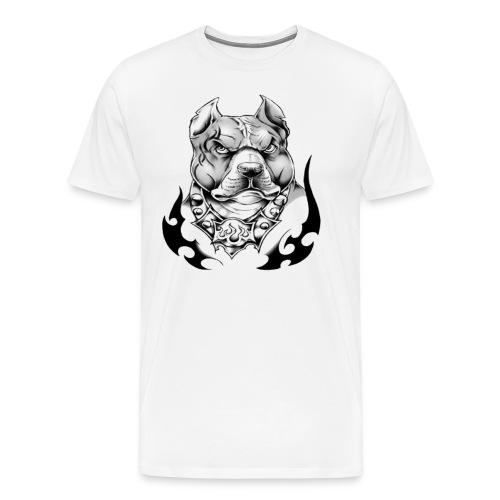 street pitt - T-shirt Premium Homme