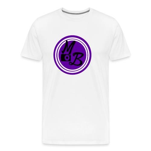 MirandaBos Merch - Mannen Premium T-shirt