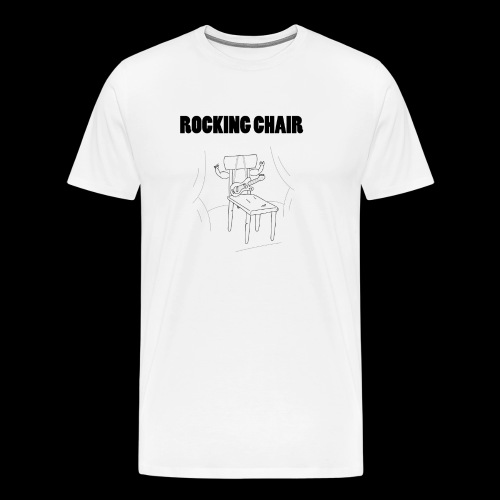 Rocking Chair - Men's Premium T-Shirt