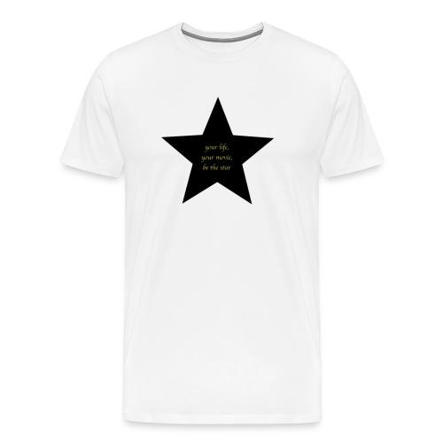 bethestar5 - Men's Premium T-Shirt