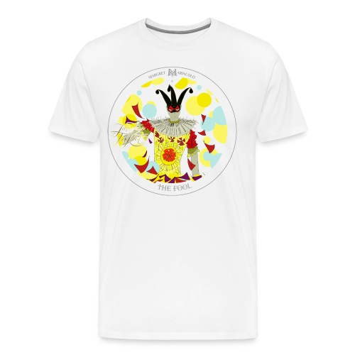The Fool | Der Narr Tarot Karte - Männer Premium T-Shirt