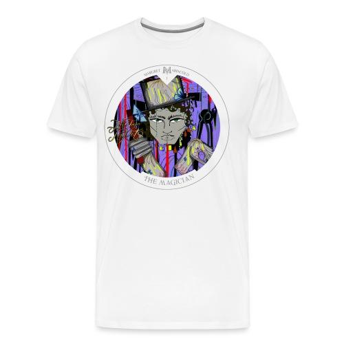 The Magician | Der Magier Tarot Karte - Männer Premium T-Shirt