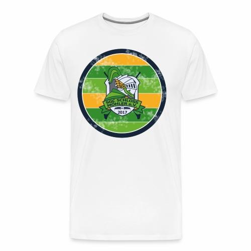 möhlerritter_kreis_01a - Männer Premium T-Shirt