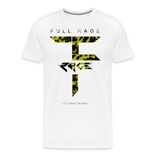 Full Rage Design 7 - T-shirt Premium Homme