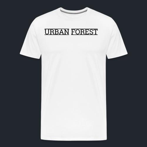 urban forest - Mannen Premium T-shirt