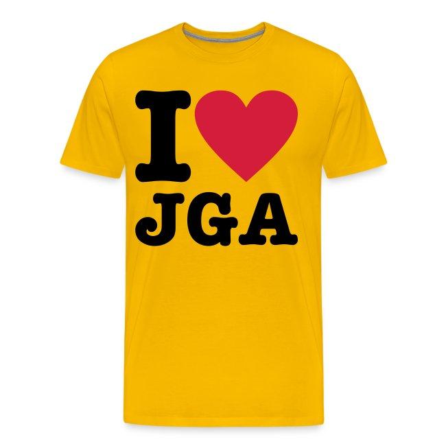 I love JGA