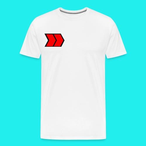 Tapis de souris (format paysage) - T-shirt Premium Homme
