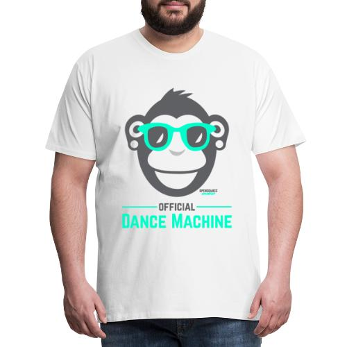 Official Dance Machine - Männer Premium T-Shirt
