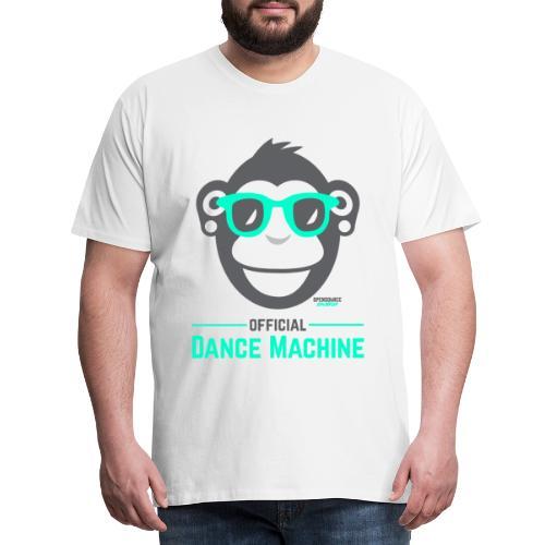 Official Dance Machine - Männer Premium T-Shirt