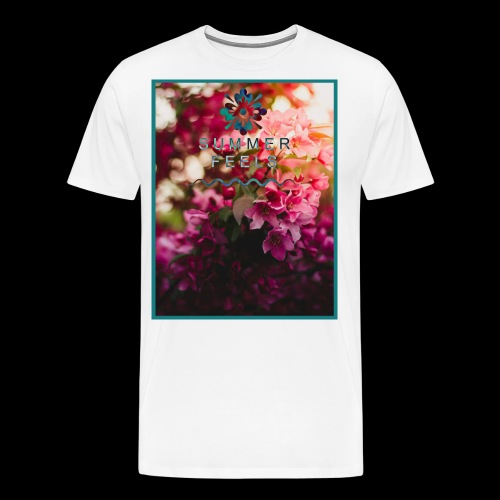 Summer Feels - Men's Premium T-Shirt