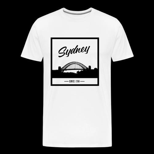Sydney - Men's Premium T-Shirt