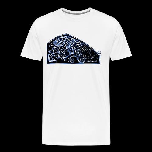 Celtic Raven - Men's Premium T-Shirt