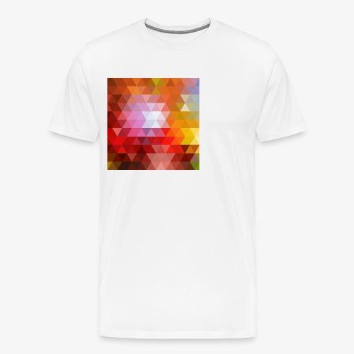 TRIFACE motif - T-shirt Premium Homme