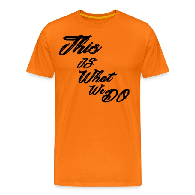 this is what we do bmx mountain bike skater tshirt