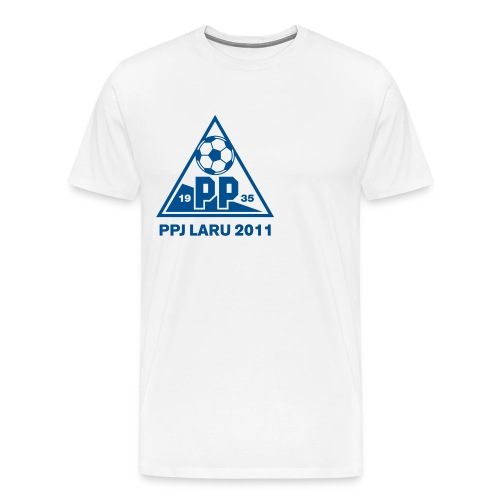 PPJ Laru 2011 - Miesten premium t-paita