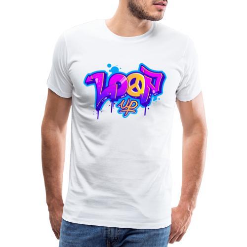 Look for Loop UP - Männer Premium T-Shirt