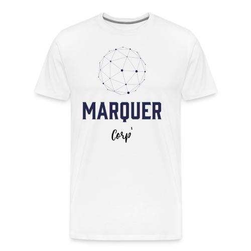 Marquer Corp - T-shirt Premium Homme