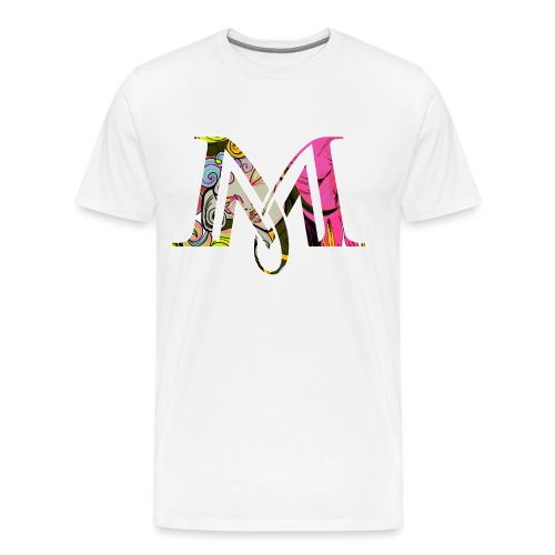 Magie Magic M | Tarot Design - Männer Premium T-Shirt