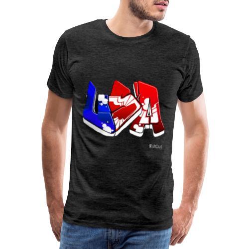 USA - T-shirt Premium Homme
