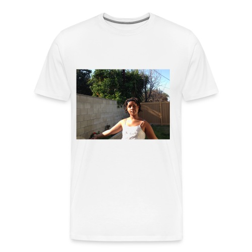 Ask Jazzy - Men's Premium T-Shirt
