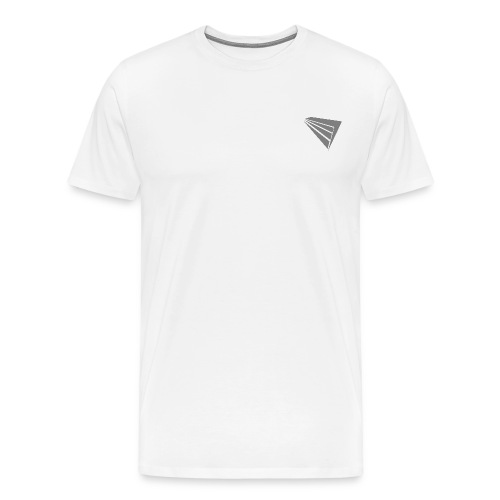 Avium for t shirts Grey png - Men's Premium T-Shirt