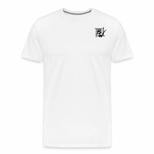 Logo BraveWear - Maglietta Premium da uomo