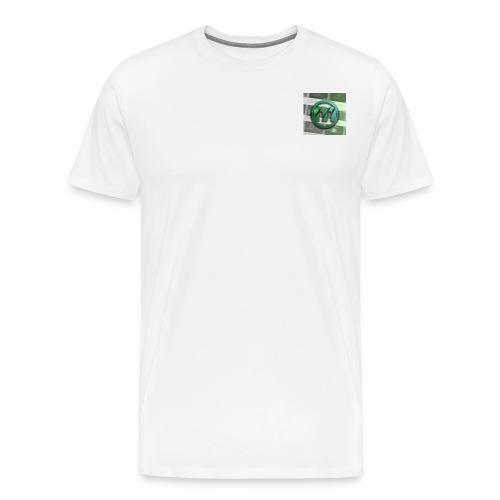 T-shirt Mattieboss - Mannen Premium T-shirt