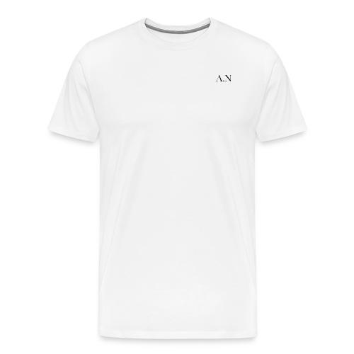 A.N - Premium-T-shirt herr