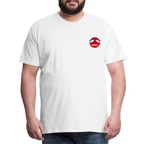 20190130 UNV RUND spreads - Männer Premium T-Shirt