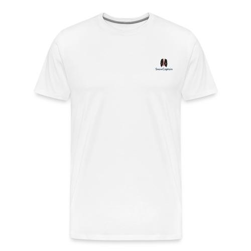 SnowCaptain - Mannen Premium T-shirt