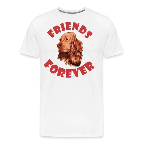 FRIENDS FOREVER - Maglietta Premium da uomo