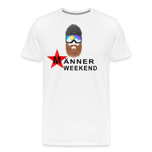 Männerweekend - Männer Premium T-Shirt