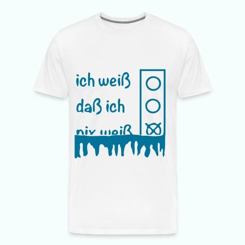 NIX - Männer Premium T-Shirt