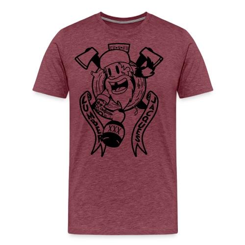 Lumber Jacques - T-shirt Premium Homme