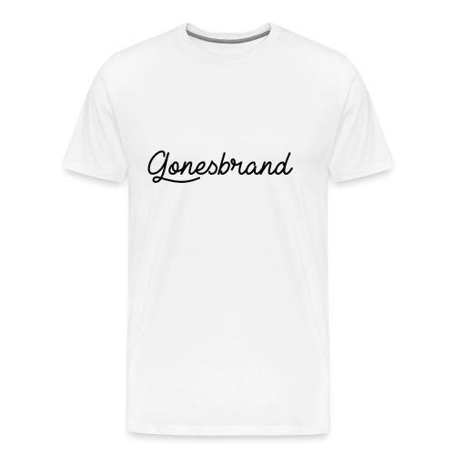 GonesBrand - T-shirt Premium Homme