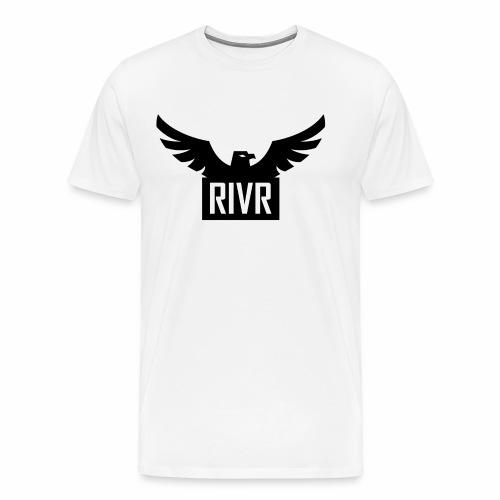 RIVR - EAGLE - Premium-T-shirt herr