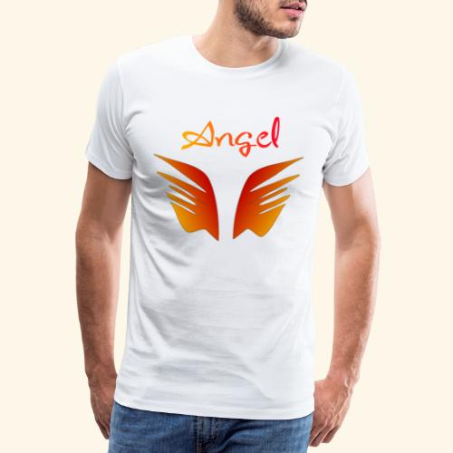 Angel - Männer Premium T-Shirt