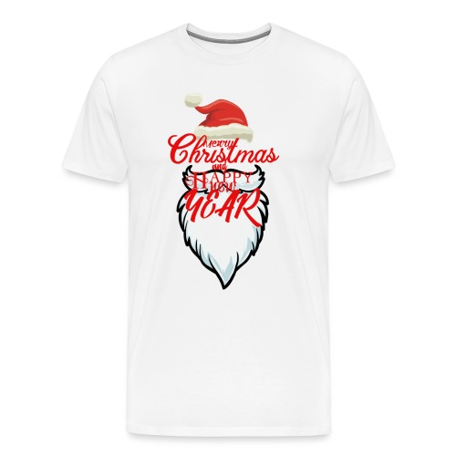 Merry Christmas Products - Camiseta premium hombre