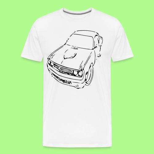 muscle car T-shirt - Men's Premium T-Shirt