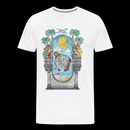 Lord of the Board - Männer Premium T-Shirt