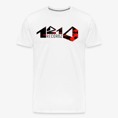 1210 Recordz Kaputzenpullover - Männer Premium T-Shirt